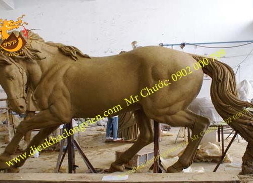 Điêu khắc động vật
